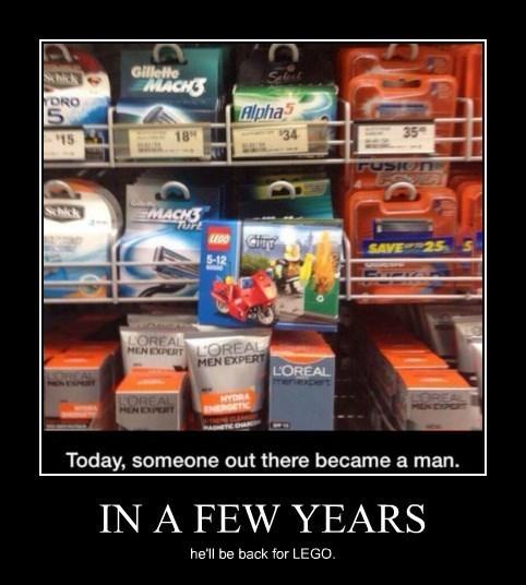 man lego toys funny - 8300849408