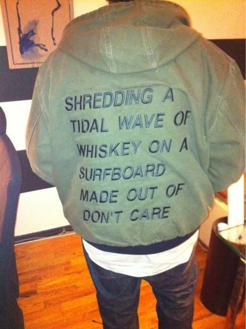 whiskey dont-care hoodie funny after 12