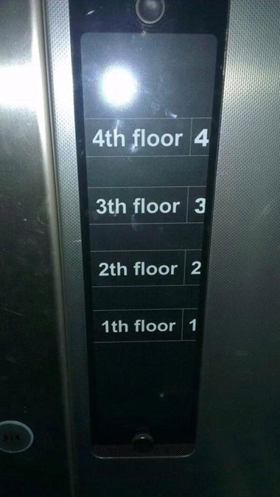 monday thru friday,elevator