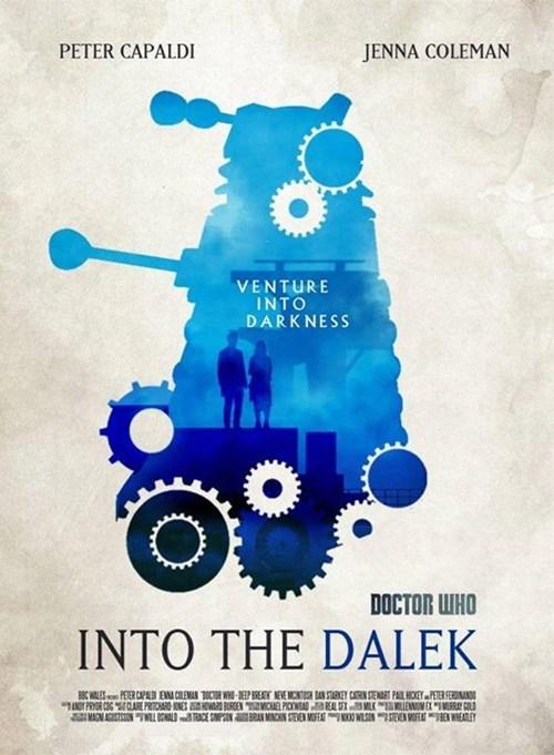 poster daleks 12th Doctor - 8300971776