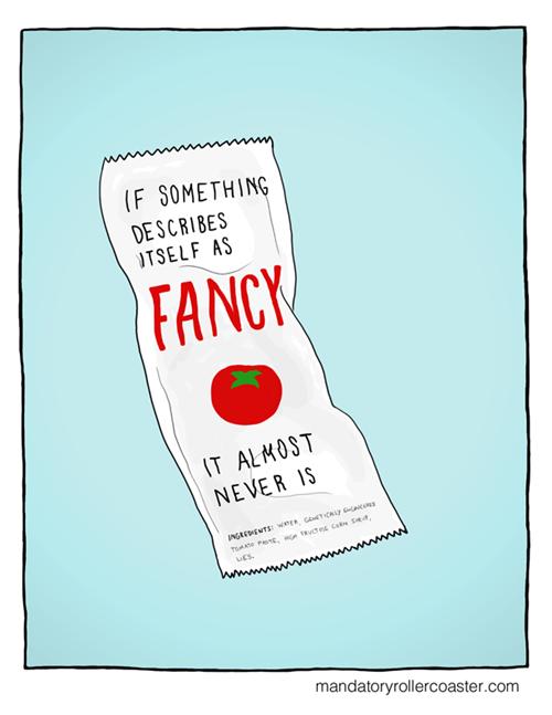 fancy sick truth sad but true ketchup web comics