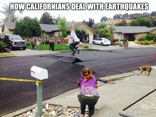 skateboarding california earthquakes - 8301042688