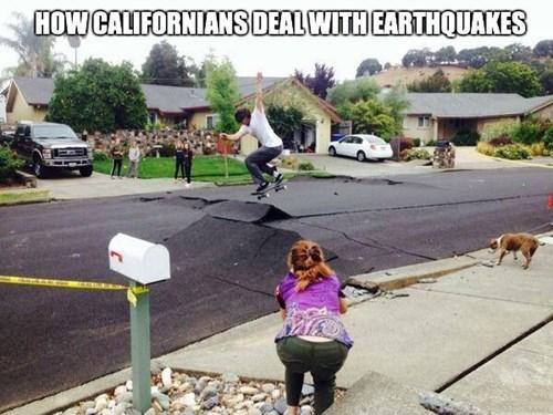 skateboarding california earthquakes - 8301042688