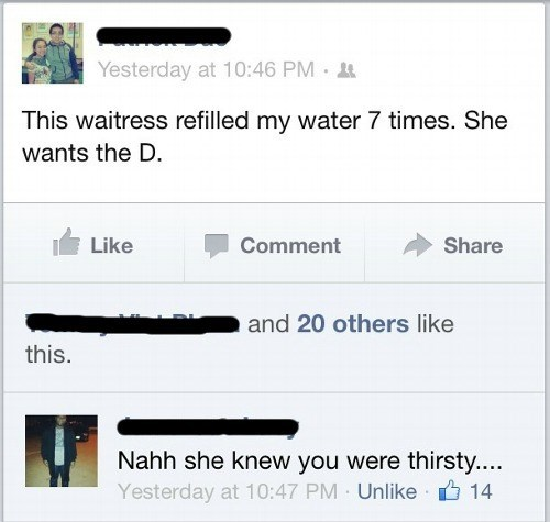 restaurant,THE D,thirsty,burn