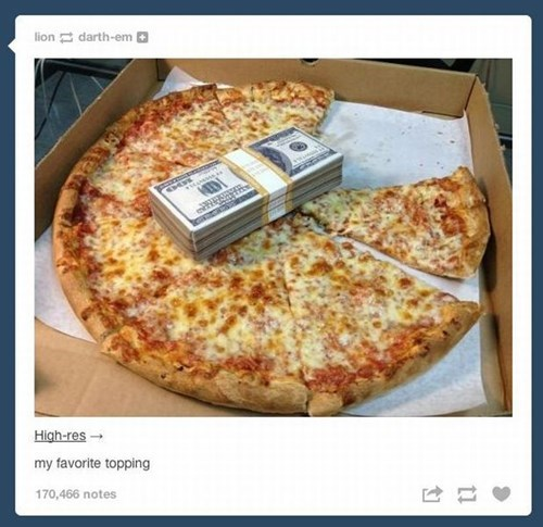 tumblr pizza food - 8301073152