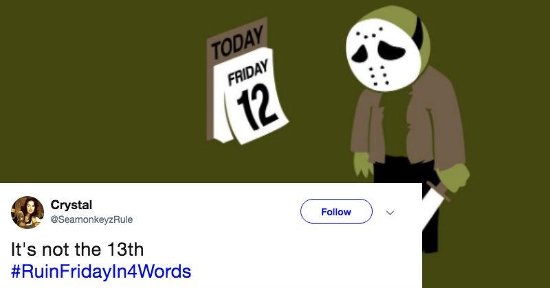 twitter news FRIDAY relatable social media ridiculous trending - 8301317