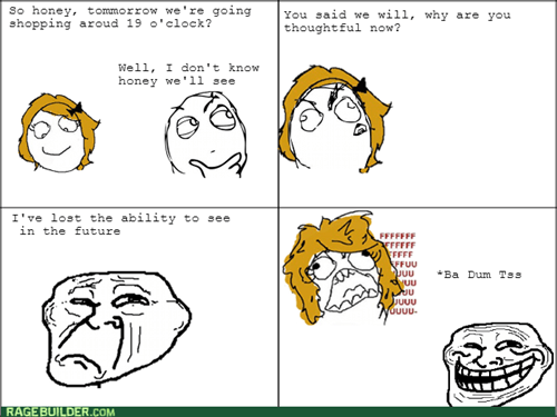 rage trollface marriage trolling