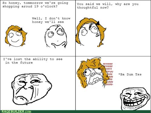 rage trollface marriage trolling - 8301550080