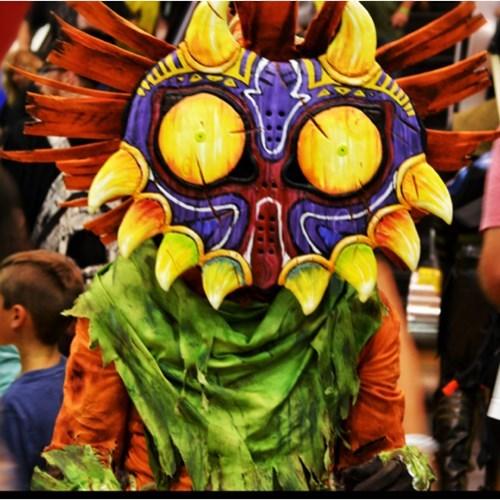 cosplay,legend of zelda,majoras mask