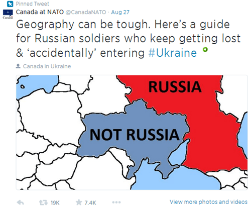 Canada russia twitter ukraine