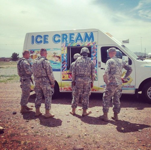 ice cream soldiers ice cream truck - 8301973248