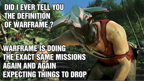 far cry 3,warframe
