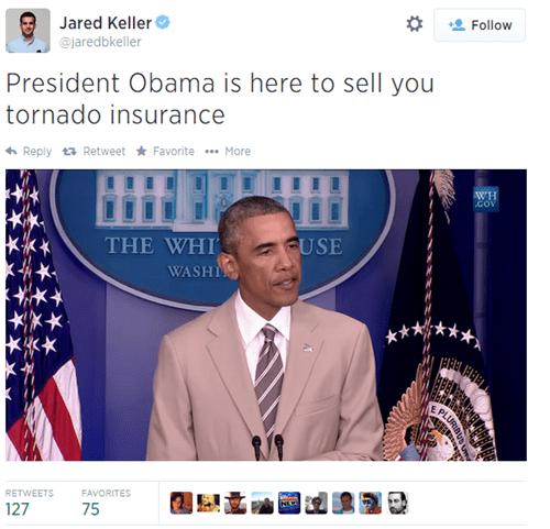 talking heads fashion twitter barack obama suit politics - 8302060544