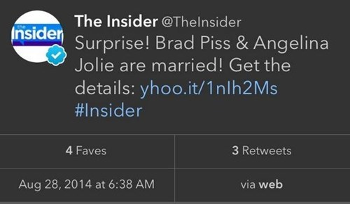 brad pitt,Angelina Jolie,typo,celeb