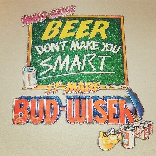 beer budweiser funny - 8302098688