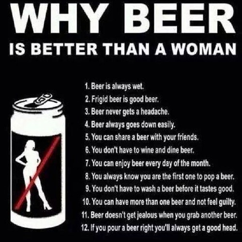 beer men woman funny - 8302130432