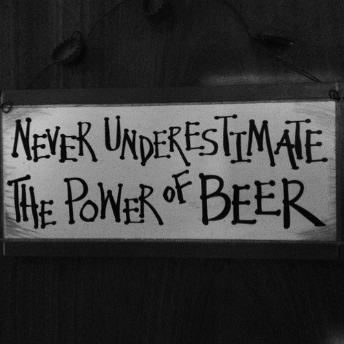 beer sign funny - 8302137856