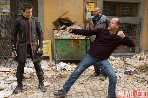 The Avengers hawkeye Joss Whedon