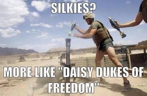 shorts,short shorts,soldiers