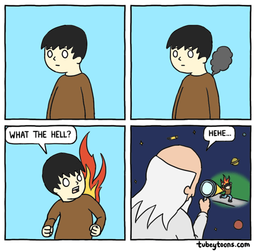 fire god web comics - 8303057664