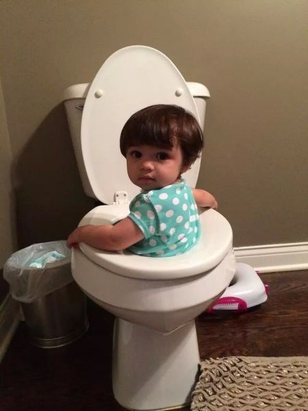 kids potty training parenting bathroom toilet - 8303101440