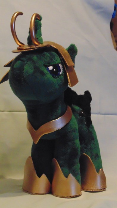 loki,my little pony,Plushie