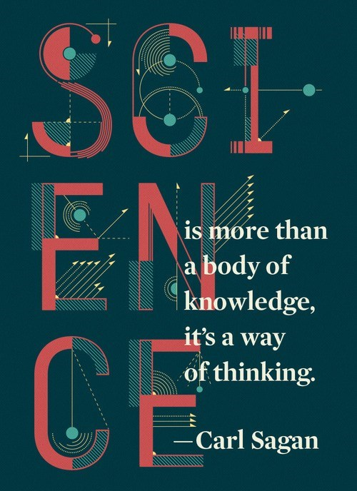 carl sagan quote funny science lifestyle
