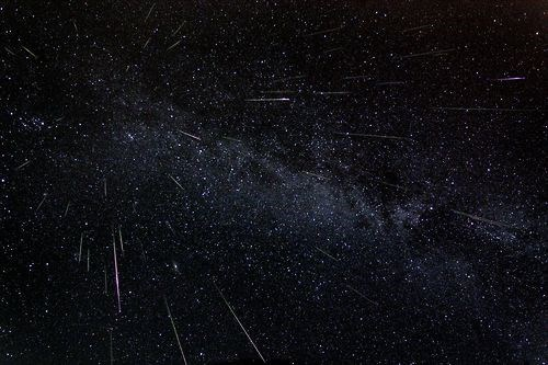 Astronomy,awesome,science,perseid,meteor shower