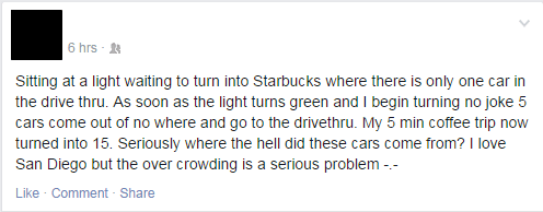 coffee Starbucks whining white people - 8303338752