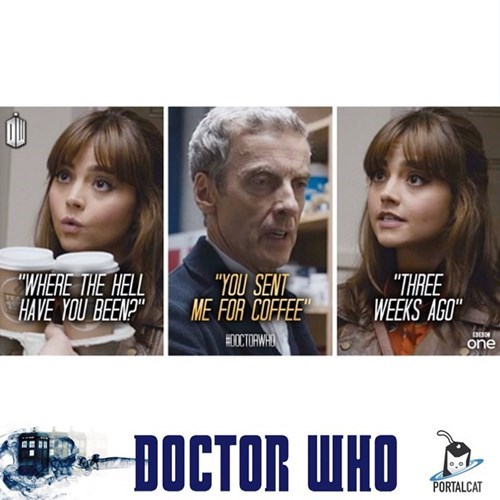 12th Doctor,clara oswin oswald