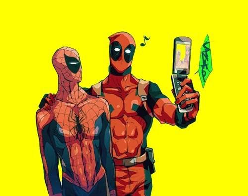 deadpool Spider-Man - 8304261120