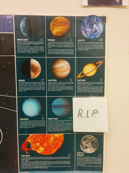 Astronomy,funny,space,pluto,planet