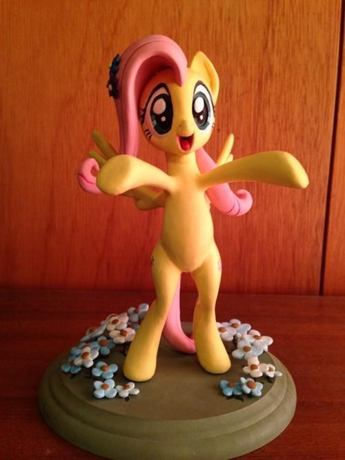 fluttershy statue - 8304749568