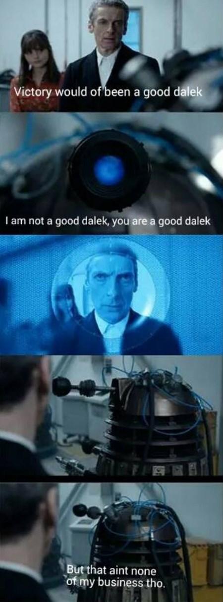 12th Doctor daleks Memes - 8304846336