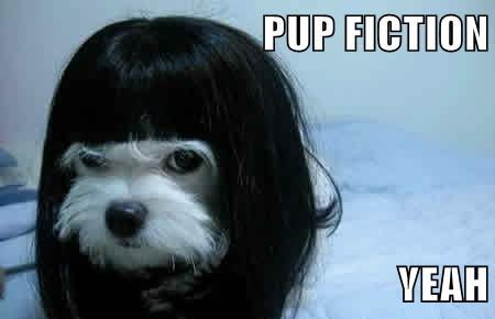 dogs,pulp fiction,caption