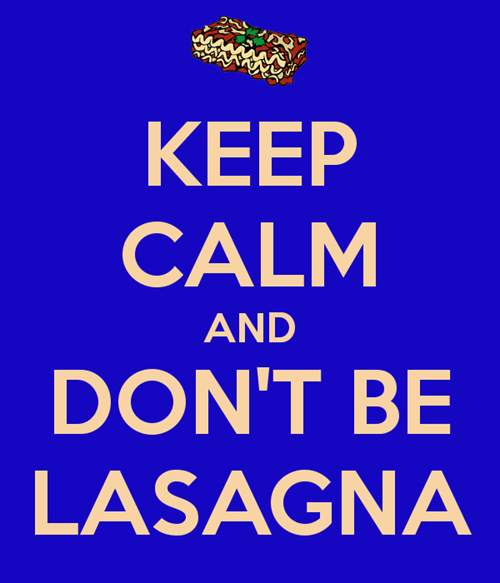 12th Doctor,lasagna,keep calm and