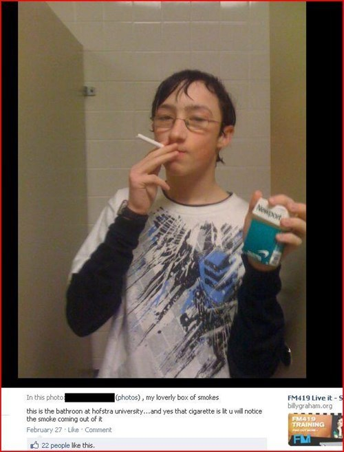 cigarettes weve got a badass over here
