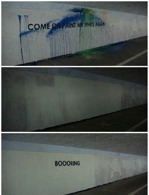 boring graffiti - 8305438464