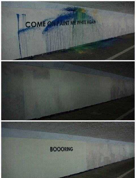 boring graffiti - 8305438464