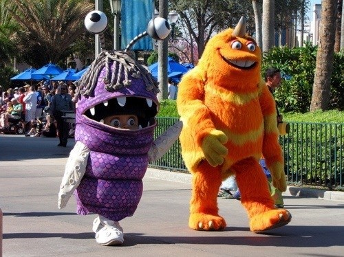boo,cosplay,monsters inc