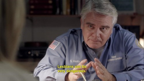 knives,lesbian,orange is the new black