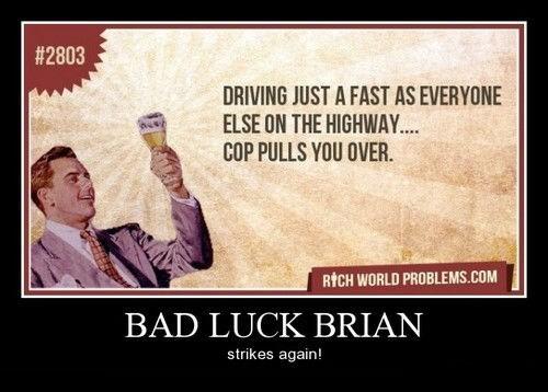 bad luck brian bad idea funny wtf - 8306123264
