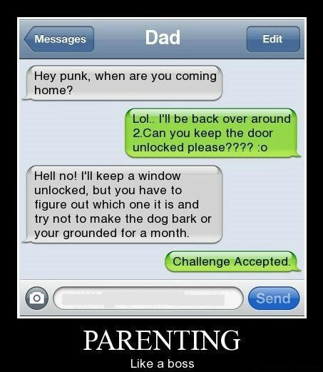 dad,funny,parents,text