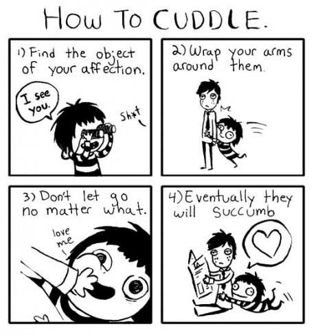 advice cuddles creeps web comics - 8306453248