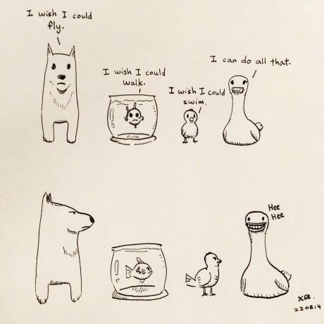 desire ducks critters web comics - 8306601216