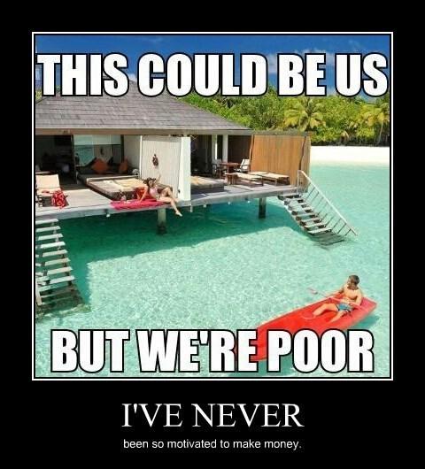 money funny poor wtf - 8306607872