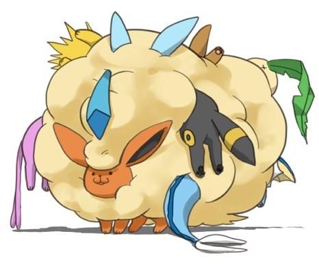 flareon eeveelutions Pokémon - 8306673920
