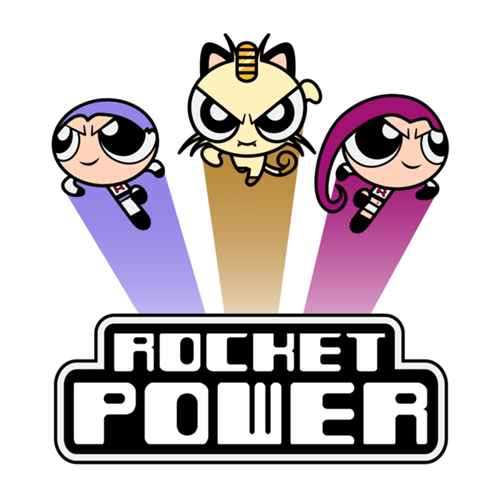 for sale powerpuff girls Team Rocket tshirts - 8306722816