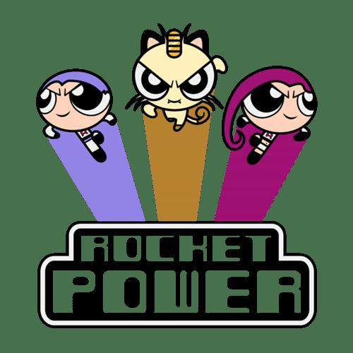 for sale powerpuff girls Team Rocket tshirts - 8306722816