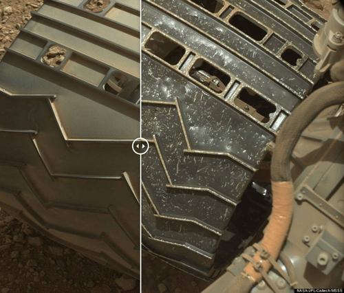 curiosity rover science Mars - 8306750208